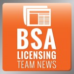 bsa-licensing-team-news