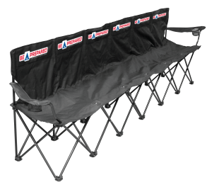 BSA Be Prepared Collapsible, 6-Person Chair