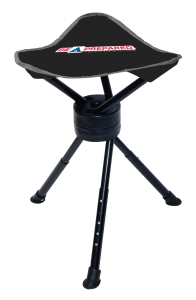 BSA Be Prepared Collapsible, rotating stool